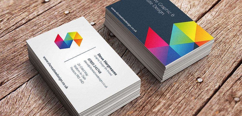 Soft Touch Velvet Laminate Business Cards Design