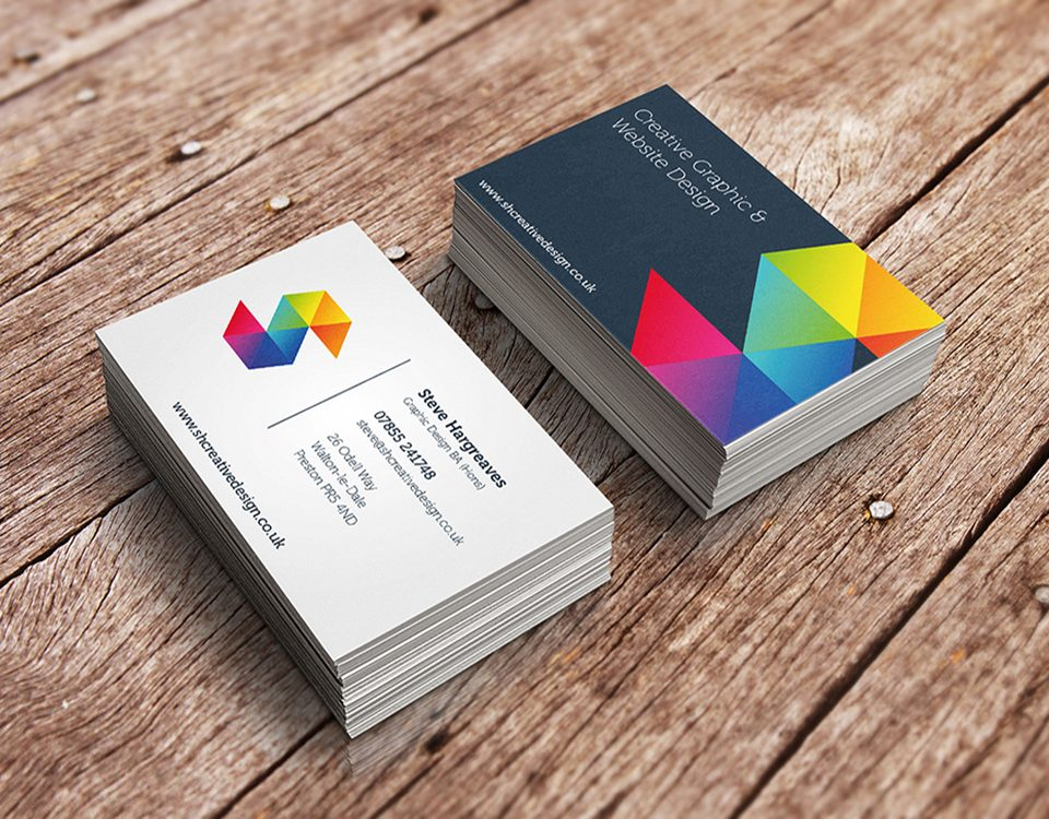 Soft Touch Velvet Laminate Business Cards Design